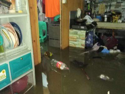 PHILIPPINES : Flooding in Manila again.