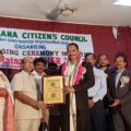 INDIA | YESUWAY JEEVAN MISSION Ministry partner receives award for social services to  their community