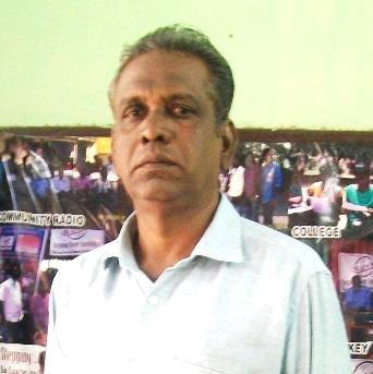 Pastor Paul Nilivan